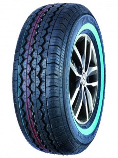 WINDFORCE 205/75R15C TOURING MAX 109/107R TL White Wall (30 mm) #E WI142W1